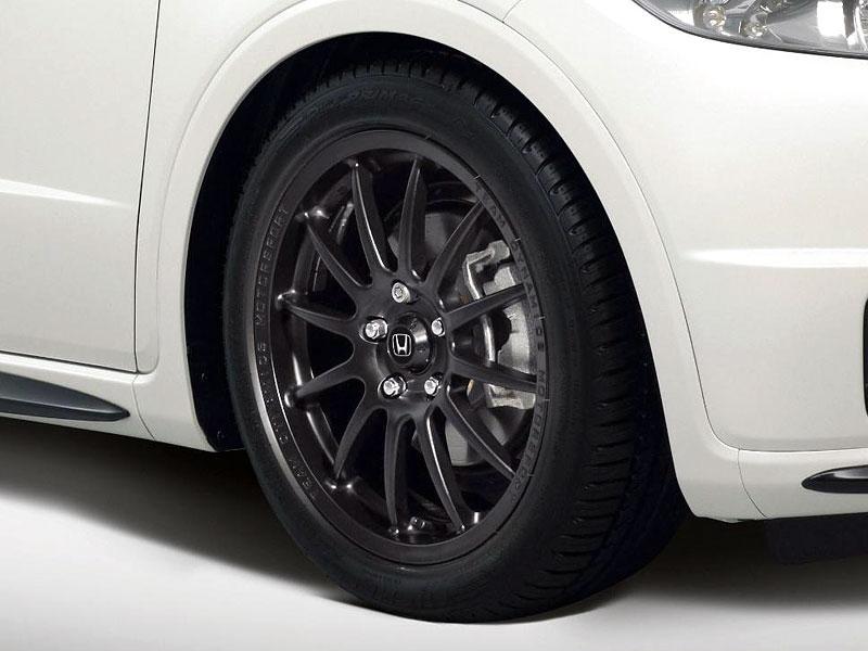 Honda Civic Ti: oslava vítězství v BTCC: - fotka 5