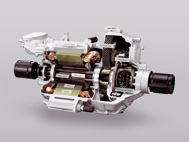 Honda FCX Clarity - S vodíkovým autem na závodní okruh: - fotka 33