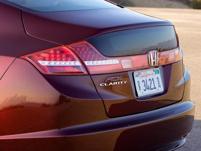 Honda FCX Clarity - S vodíkovým autem na závodní okruh: - fotka 35