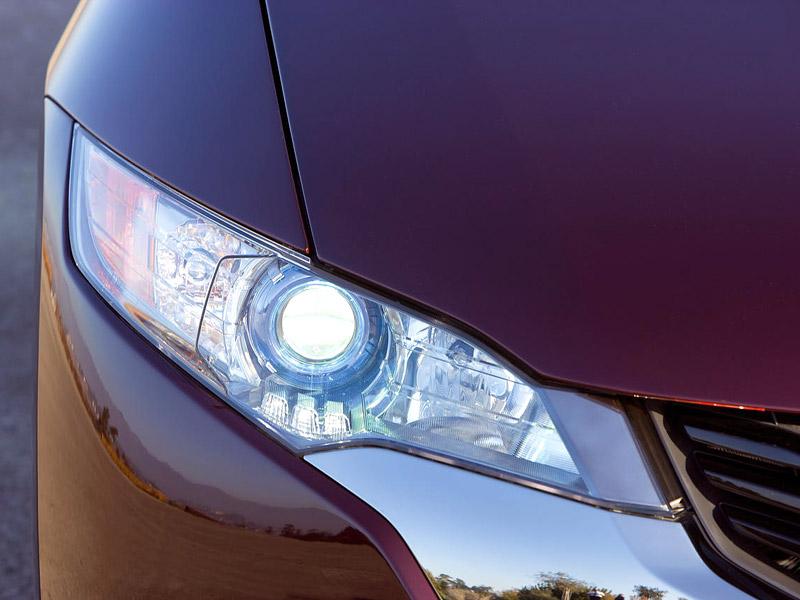 Honda FCX Clarity - S vodíkovým autem na závodní okruh: - fotka 36