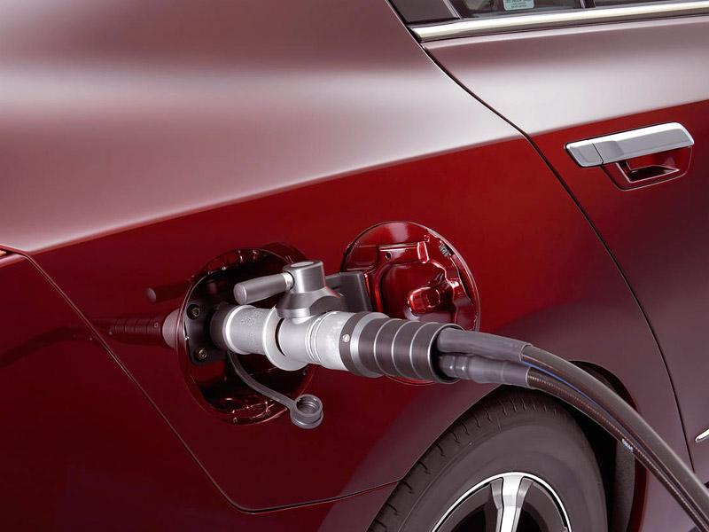 Honda FCX Clarity - S vodíkovým autem na závodní okruh: - fotka 39
