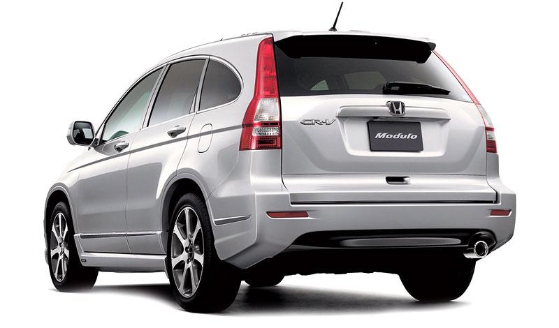 Honda CR-V: doplňky Modulo a Mugen: - fotka 8