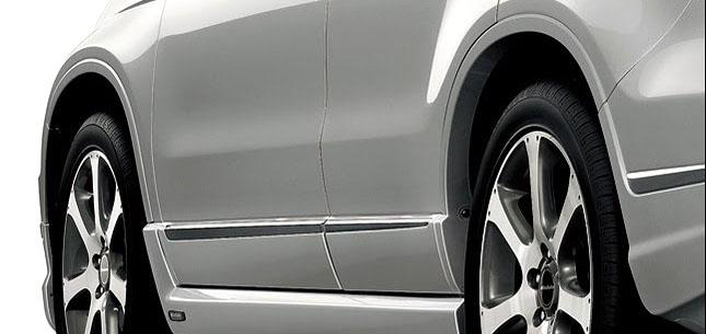 Honda CR-V: doplňky Modulo a Mugen: - fotka 12