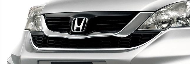 Honda CR-V: doplňky Modulo a Mugen: - fotka 13