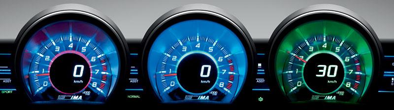 Ženeva 2010 živě: Honda CR-Z: Návrat legendy: - fotka 17