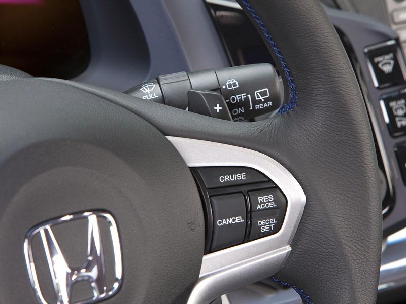 Ženeva 2010 živě: Honda CR-Z: Návrat legendy: - fotka 18