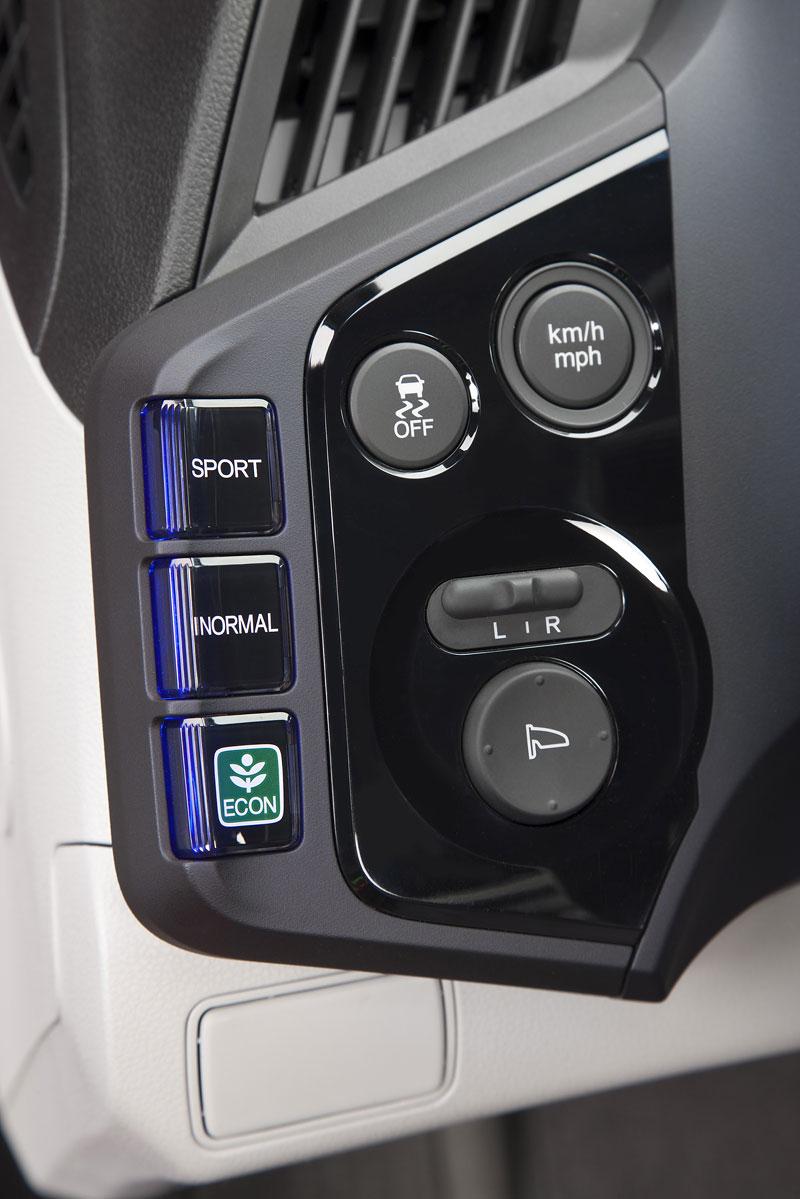 Ženeva 2010 živě: Honda CR-Z: Návrat legendy: - fotka 30