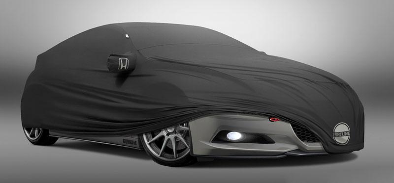 Fortune Motorsports chystá na SEMA úpravu Hondy CR-Z: - fotka 1