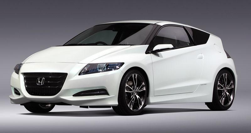 Honda CR-Z: odhalené podrobnosti o japonské verzi: - fotka 7