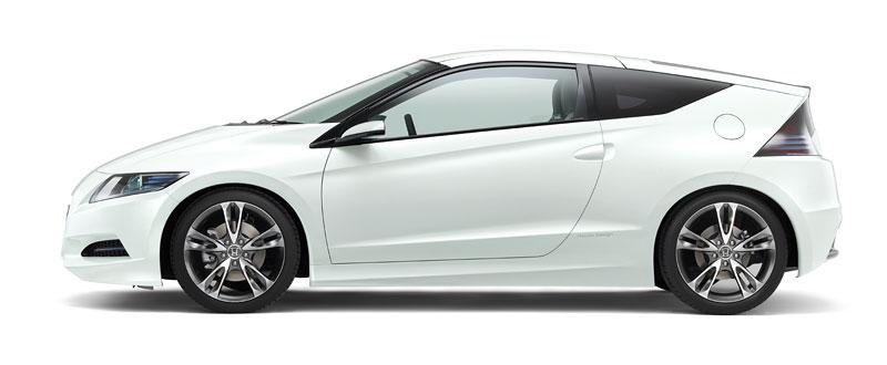 Honda CR-Z: odhalené podrobnosti o japonské verzi: - fotka 8