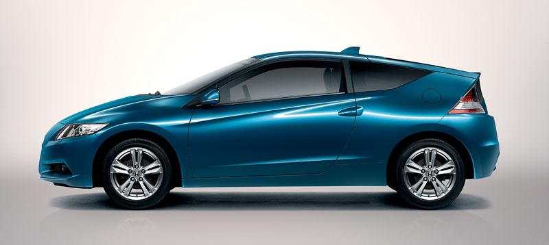 Ženeva 2010 živě: Honda CR-Z: Návrat legendy: - fotka 42