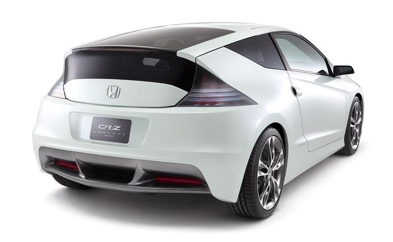 Honda CR-Z: odhalené podrobnosti o japonské verzi: - fotka 9