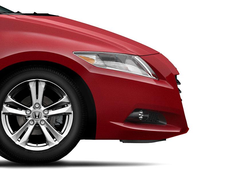 Ženeva 2010 živě: Honda CR-Z: Návrat legendy: - fotka 48