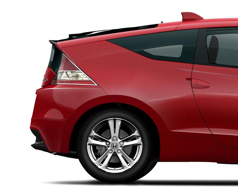 Ženeva 2010 živě: Honda CR-Z: Návrat legendy: - fotka 49