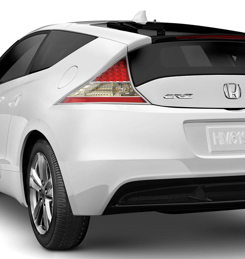 Ženeva 2010 živě: Honda CR-Z: Návrat legendy: - fotka 50