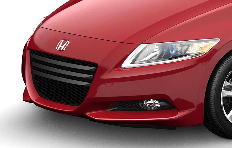 Ženeva 2010 živě: Honda CR-Z: Návrat legendy: - fotka 51