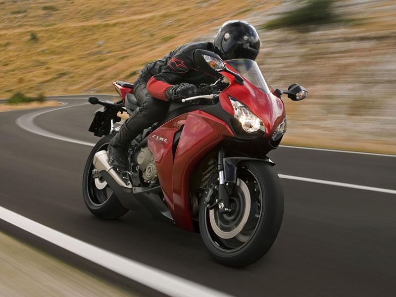 Honda dny 2008: přijeďte si vyzkoušet nového Firebladea: - fotka 1