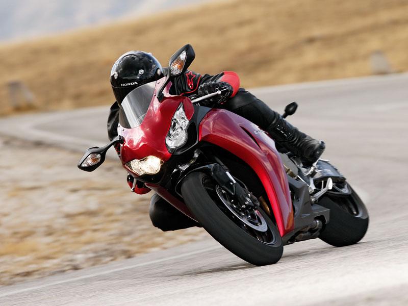 Servisní kampaň motocyklů Honda 2008: - fotka 5
