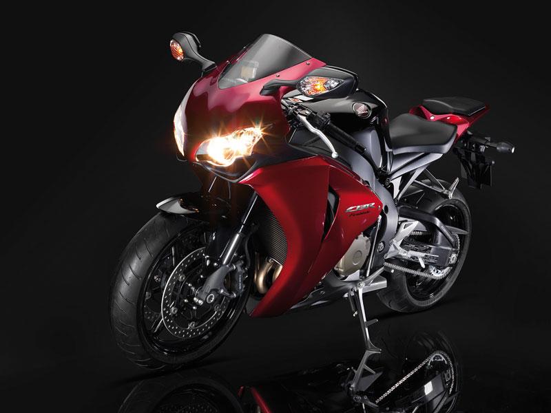 Servisní kampaň motocyklů Honda 2008: - fotka 8