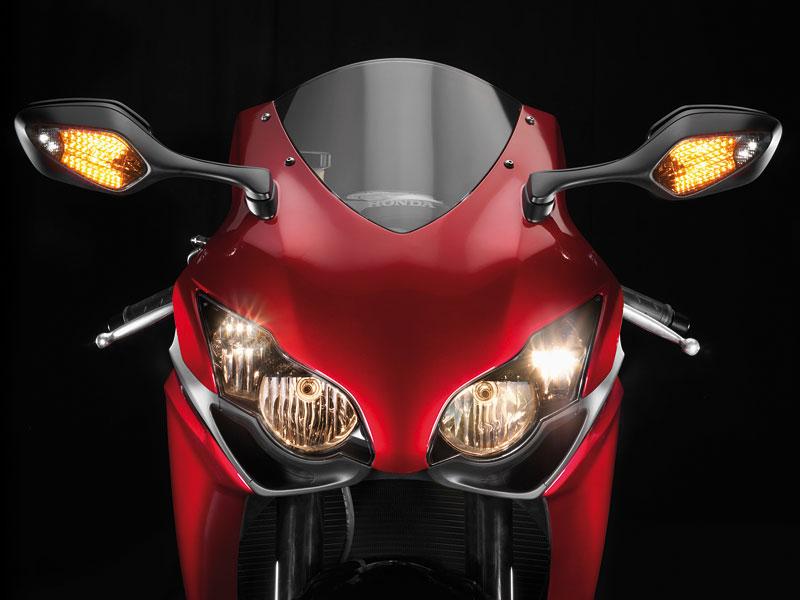 Servisní kampaň motocyklů Honda 2008: - fotka 14