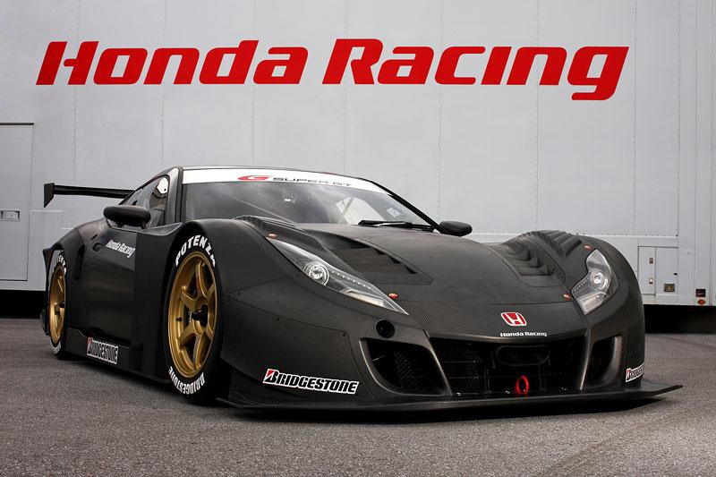 Honda HSV-010 pro Super GT oficiálně odhalena: - fotka 2