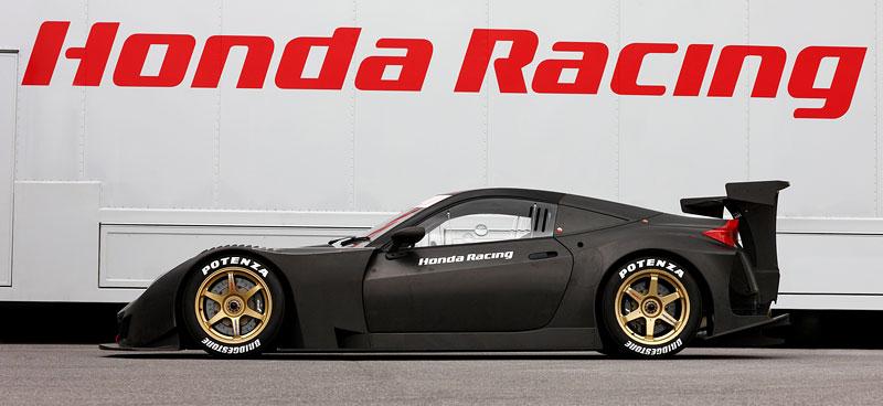 Honda HSV-010 pro Super GT oficiálně odhalena: - fotka 5