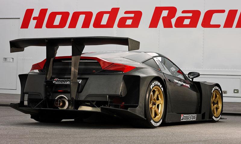 Honda HSV-010 pro Super GT oficiálně odhalena: - fotka 6