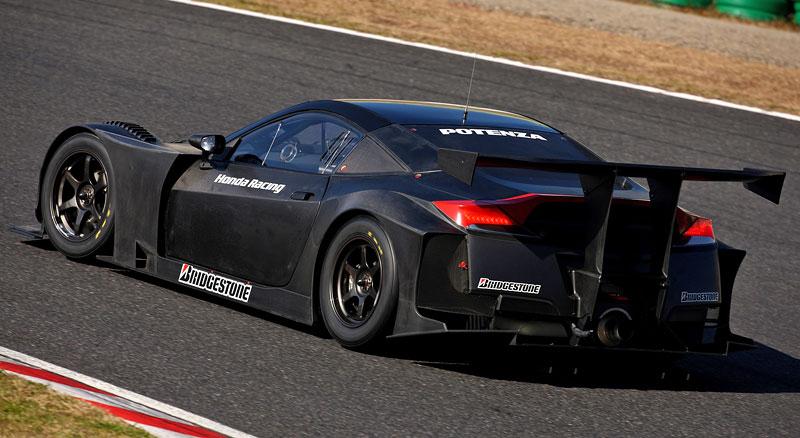 Honda HSV-010 pro Super GT oficiálně odhalena: - fotka 7