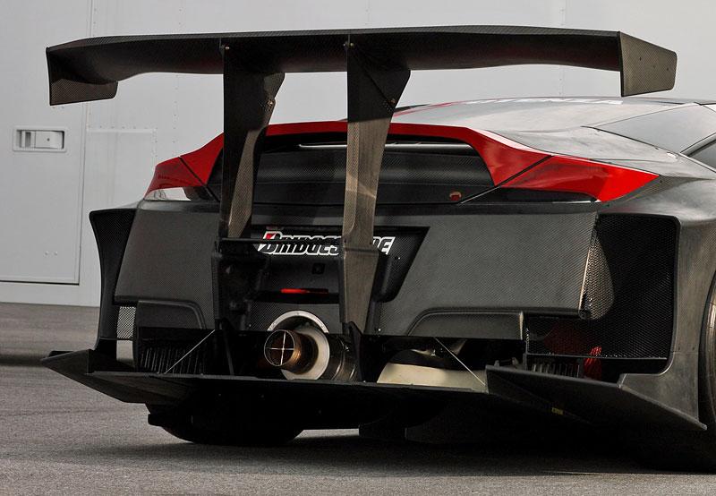 Honda HSV-010 pro Super GT oficiálně odhalena: - fotka 9
