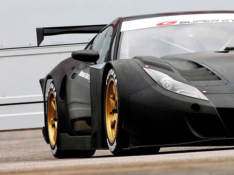 Honda HSV-010 GT: nástupce NSX, bohužel pouze pro Super GT: - fotka 2