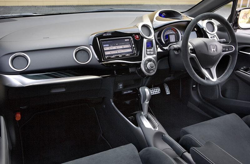 Honda Insight Sports Modulo Concept: opravdu hardcore hybrid: - fotka 2