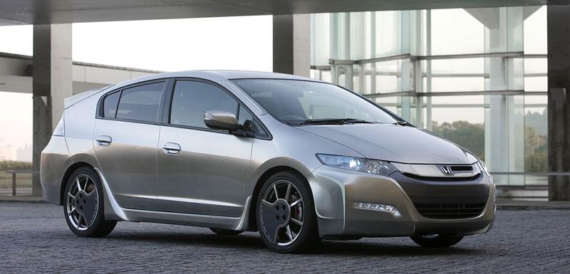Honda Insight Sports Modulo Concept: opravdu hardcore hybrid: - fotka 4