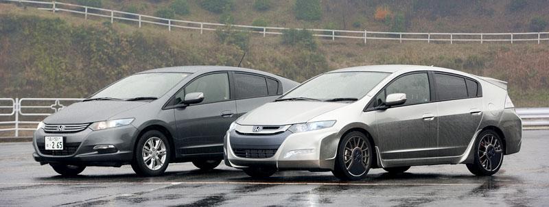 Honda Insight Sports Modulo Concept: opravdu hardcore hybrid: - fotka 6