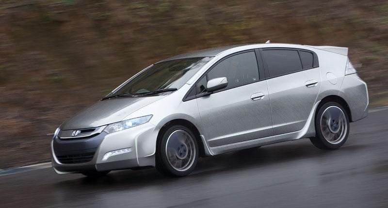 Honda Insight Sports Modulo Concept: opravdu hardcore hybrid: - fotka 7