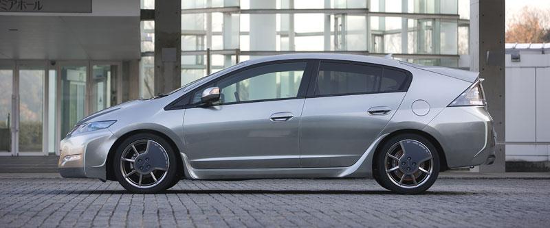 Honda Insight Sports Modulo Concept: opravdu hardcore hybrid: - fotka 8