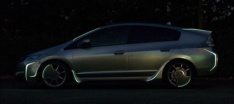 Honda Insight Sports Modulo Concept: opravdu hardcore hybrid: - fotka 9