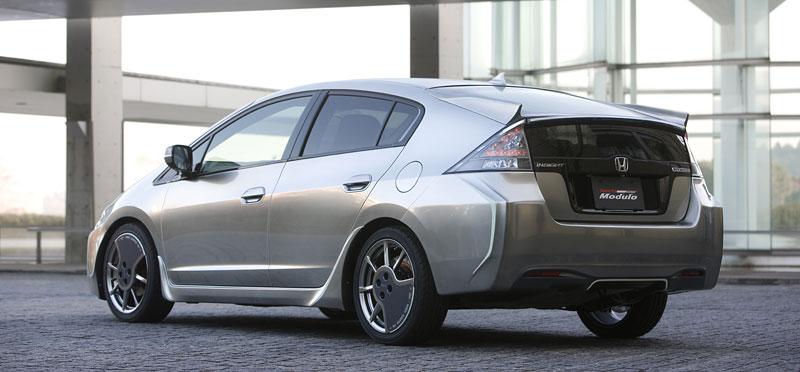 Honda Insight Sports Modulo Concept: opravdu hardcore hybrid: - fotka 10