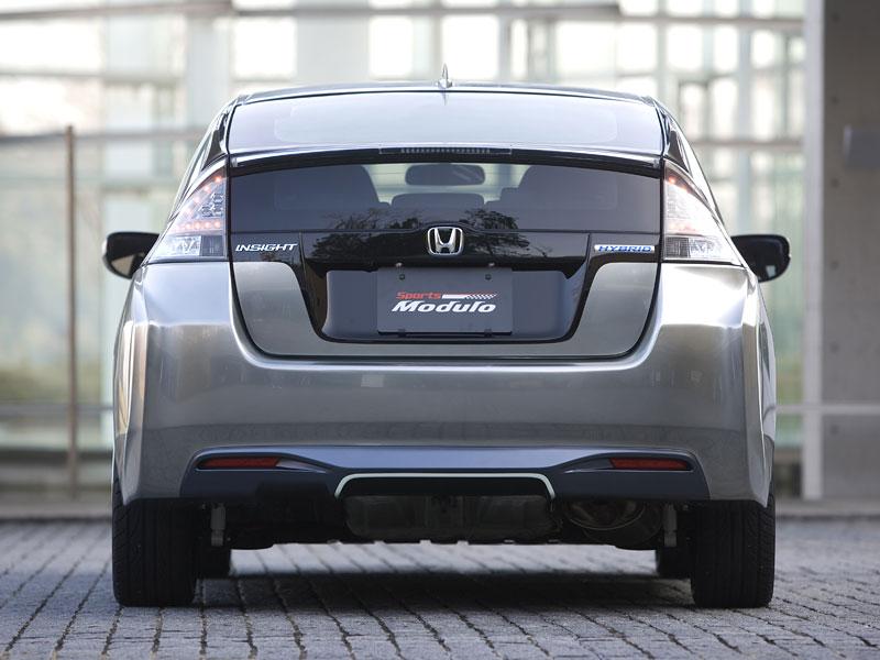 Honda Insight Sports Modulo Concept: opravdu hardcore hybrid: - fotka 11