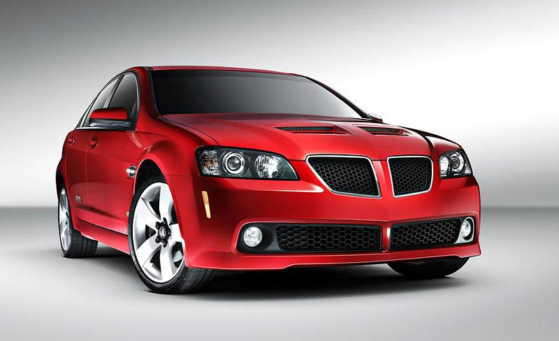 Holden SS-V Series Special Edition: s tváří Pontiacu: - fotka 1