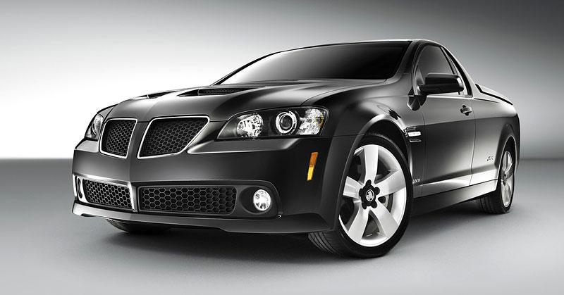 Holden SS-V Series Special Edition: s tváří Pontiacu: - fotka 2