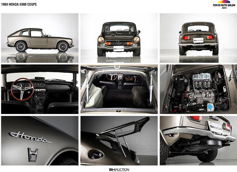 V Japonsku se chystá jedna z nejúžasnějších aukcí aut, co jsme viděli: - fotka 14