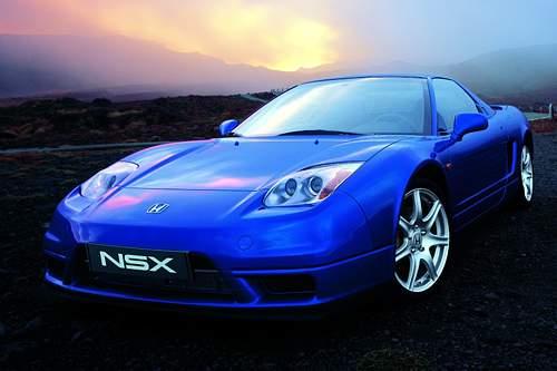 Nástupce Hondy NSX (prý zase) bude: - fotka 10