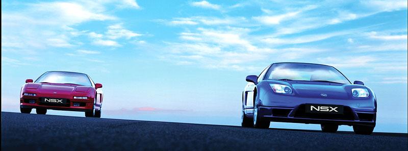 Pod Lupou: Honda NSX – supersport ze země vycházejícího slunce: - fotka 9