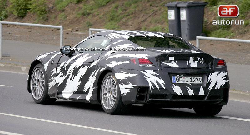 Spy Photos: Honda ...NSX?: - fotka 6