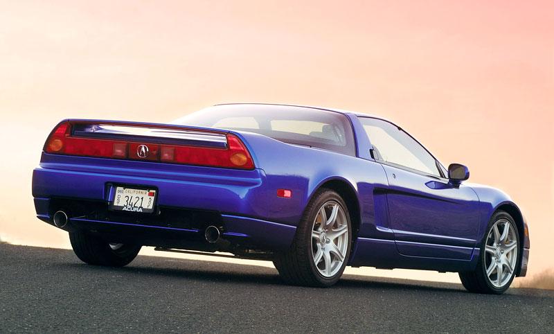 Pod Lupou: Honda NSX – supersport ze země vycházejícího slunce: - fotka 38