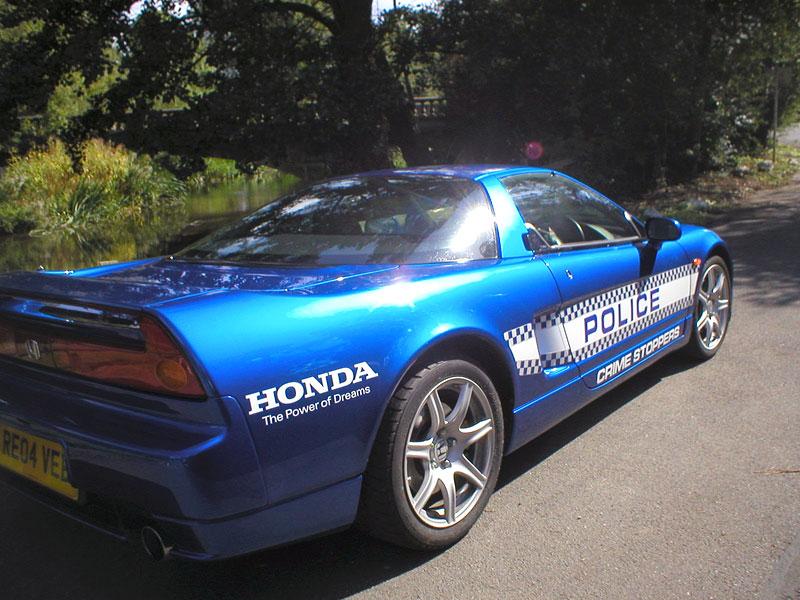 Pod Lupou: Honda NSX – supersport ze země vycházejícího slunce: - fotka 39