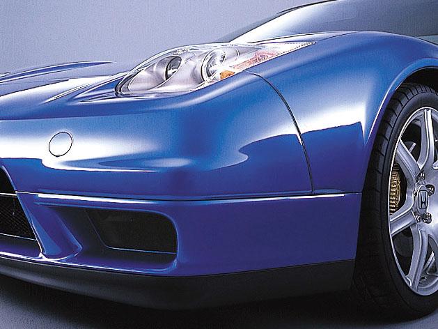 Pod Lupou: Honda NSX – supersport ze země vycházejícího slunce: - fotka 51