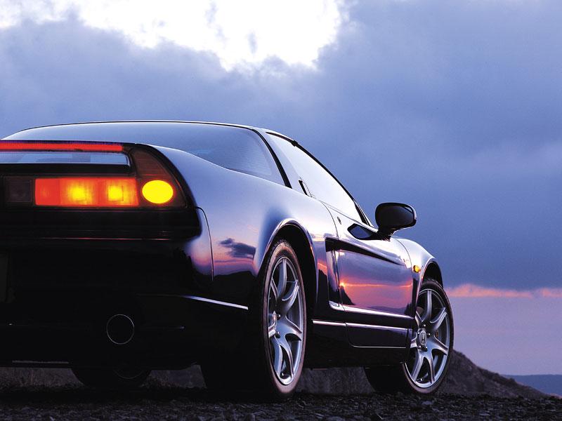 Pod Lupou: Honda NSX – supersport ze země vycházejícího slunce: - fotka 52