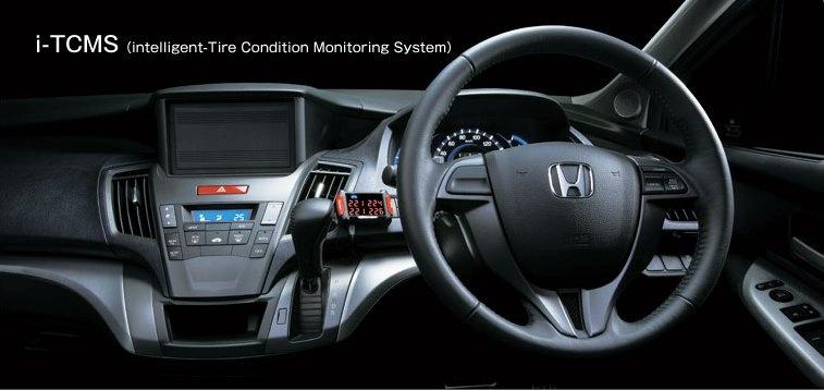 Honda Odyssey s kabátem od dvorního úpravce: - fotka 1
