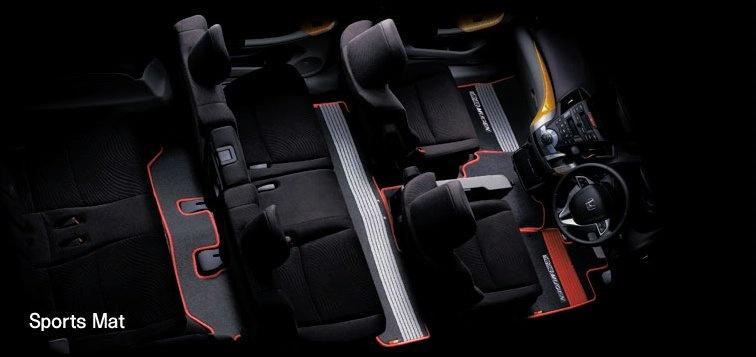 Honda Odyssey s kabátem od dvorního úpravce: - fotka 2